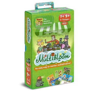 THE BRAINY BAND Educational game Multibloom