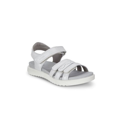 ECCO  Sandals FLORA (silver colour)