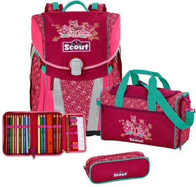 SCOUT Schoolbag Sunny