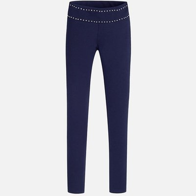 MAYORAL Waist studded jeggings