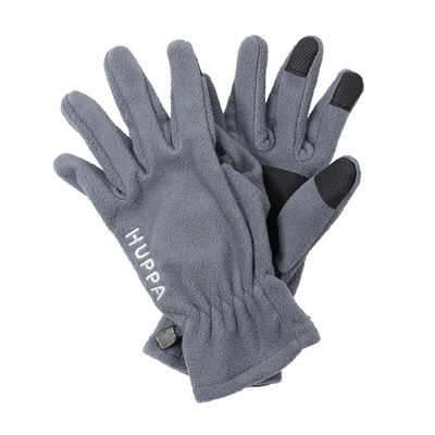 HUPPA Fleece gloves (grey)