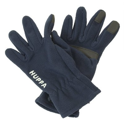 HUPPA Fleece gloves (dark blue)
