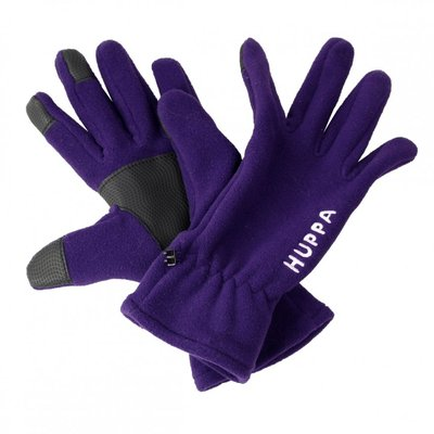 HUPPA Fleece gloves (purple)