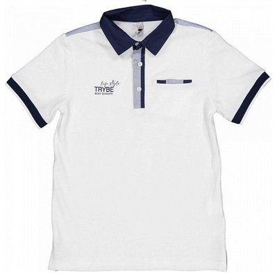 TRYBEYOND  POLO T-shirt