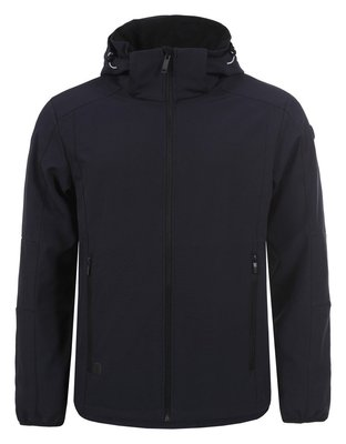 LUHTA Mens Soft-Shell Jacket (dark blue)