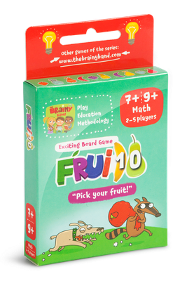 THE BRAINY BAND Educational game Frui10