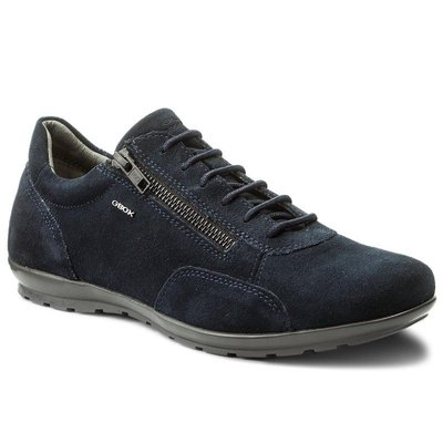 GEOX Men's Boots (dark blue)