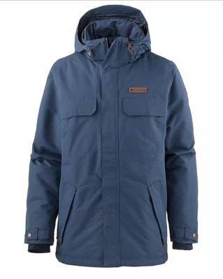 COLUMBIA Winter Jacket Rugged Path