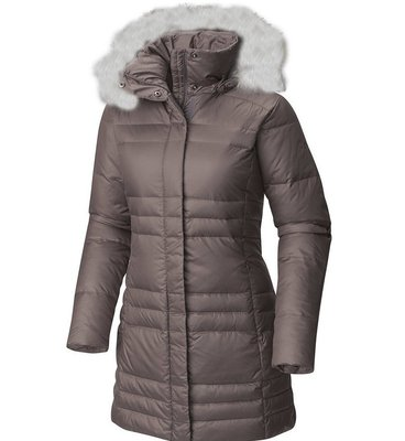 COLUMBIA Woman's Down Winter Coat Mercury Maven