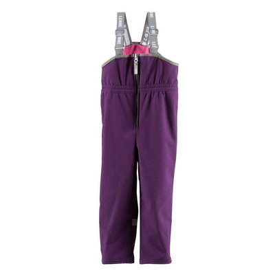 LENNE SoftShell  pants (purple)