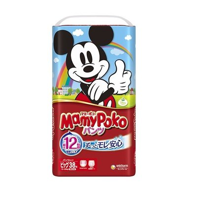 MAMYPOKO BIG pants 12-22 kg (38 pcs.)