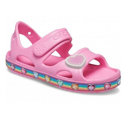 CROCS Sandales CROCS FUN LAB RAINBOW