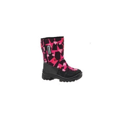KUOMA Winter boots Pink Flow