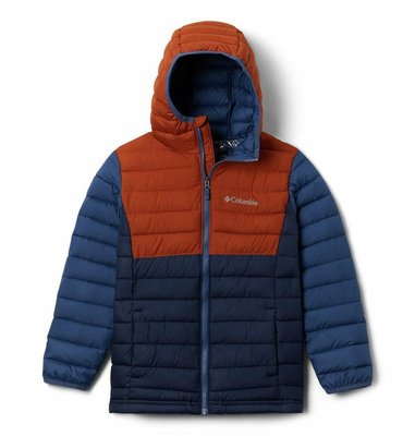 COLUMBIA MidSeason jacket Powder Lite EB0013