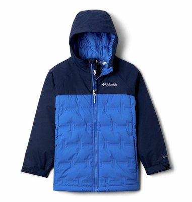 COLUMBIA MidSeason jacket Powder WY0105-432