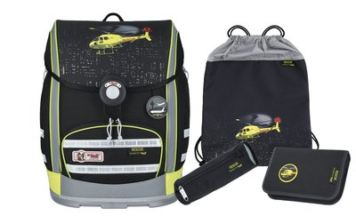 MCNEILL Schoolbag  ERGO EXPLORE Set 4 pcs.