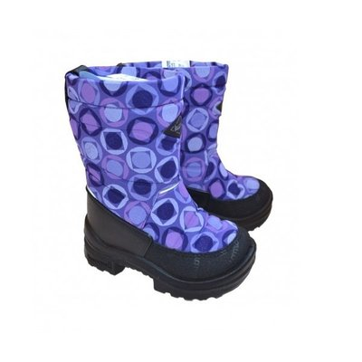 KUOMA Winter boots Lila Ball
